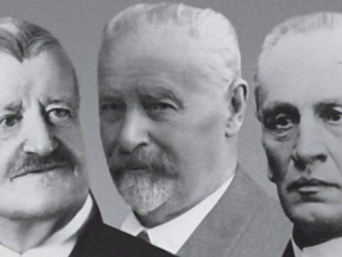 Aufbruch ins Stromzeitalter (1896)